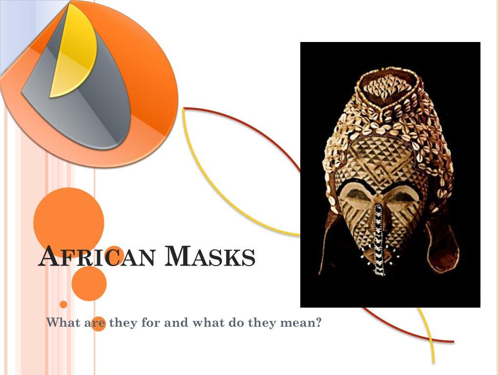 african masks l.
