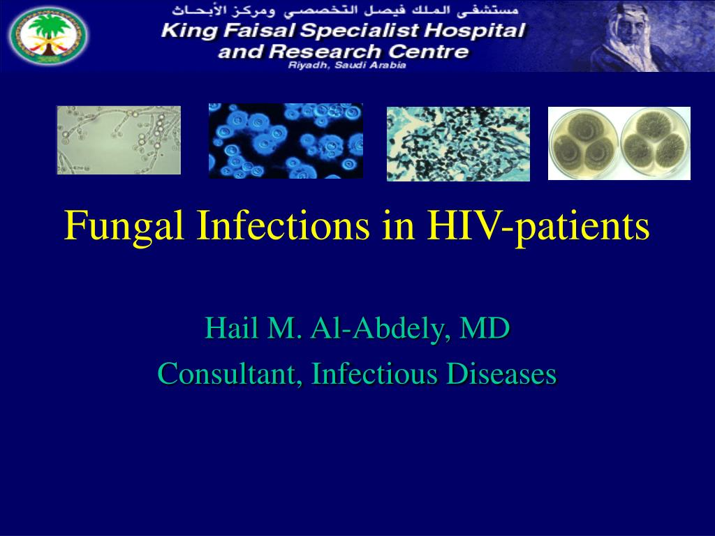 fungal infections in hiv patients l.