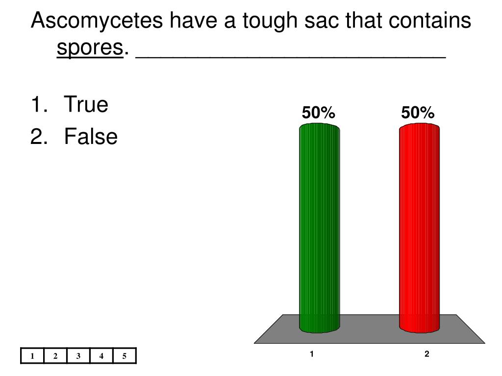 Ascomycetes have a tough sac that contains