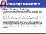 knowledge management31