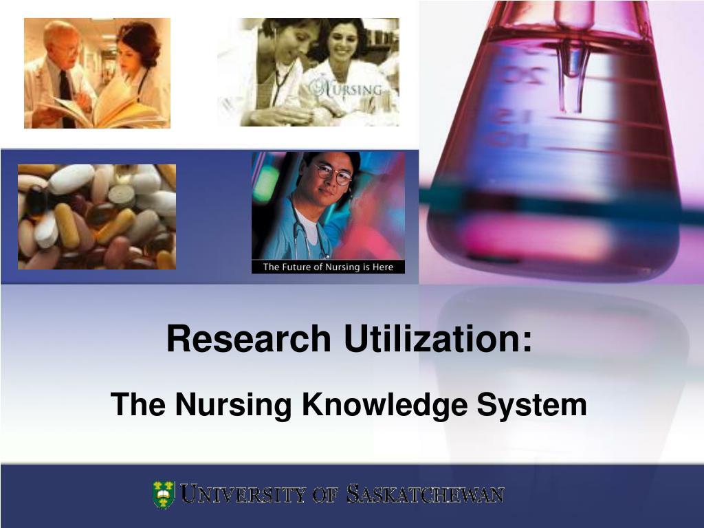 research utilization l.