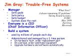 jim gray trouble free systems
