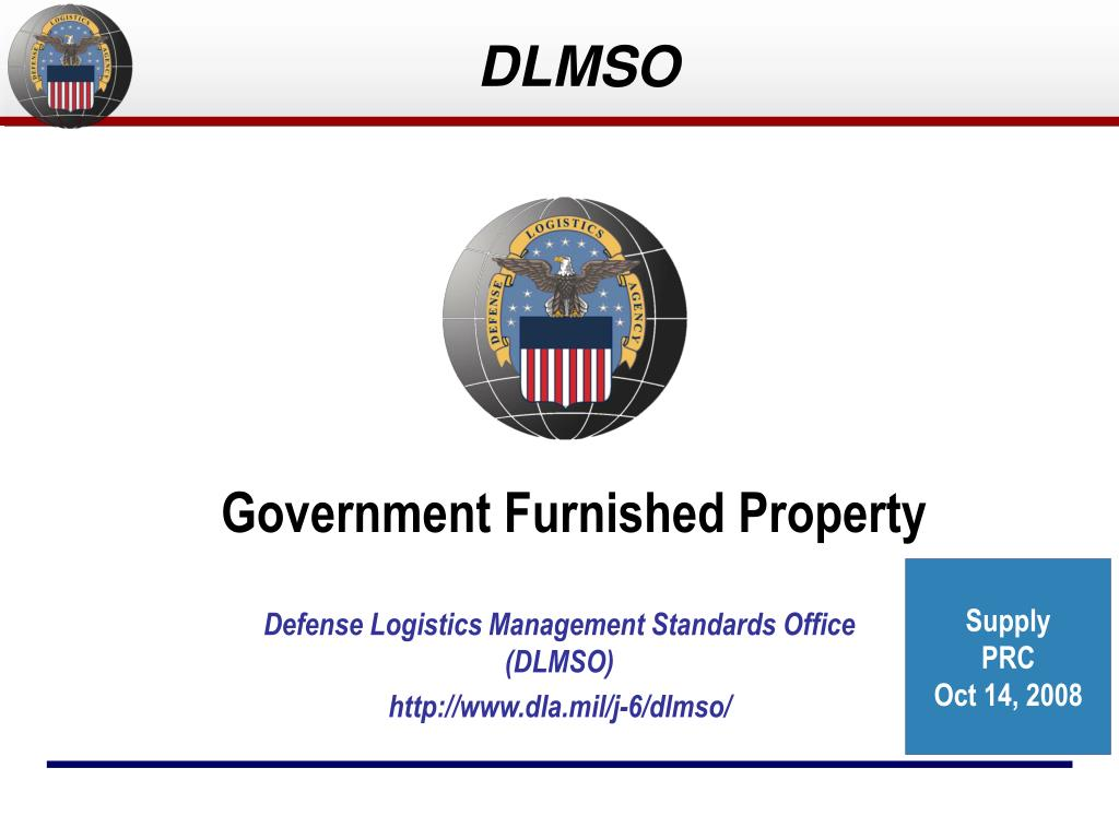 government furnished property l.