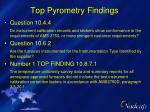 top pyrometry findings5
