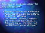 best books on paediatric epilepsy for the jobbing clinician