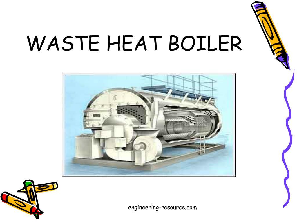 waste heat boiler l.