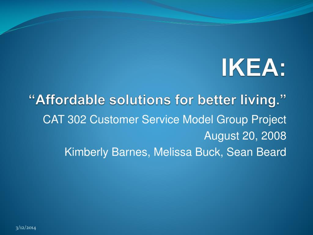 ikea affordable solutions for better living l.
