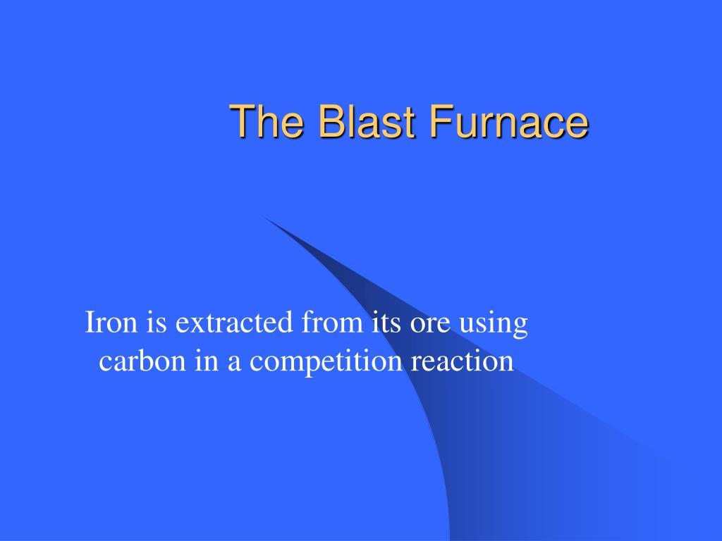 the blast furnace l.