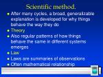 scientific method4