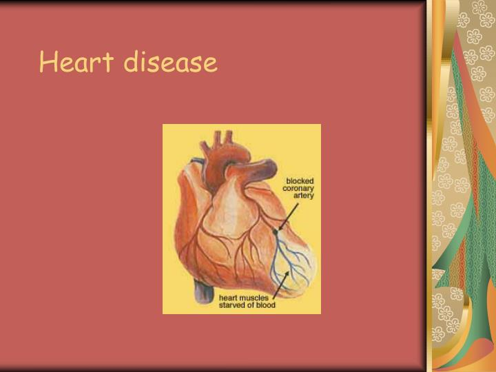 an analysis of heart disease High blood pressure, high ldl cholesterol, and smoking are key heart disease risk factors for heart disease about half of americans (49%) have at least one of these three risk factors 5 several other medical conditions and lifestyle choices can also put people at a higher risk for heart disease.