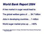 world bank report 2004