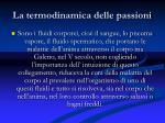 la termodinamica delle passioni