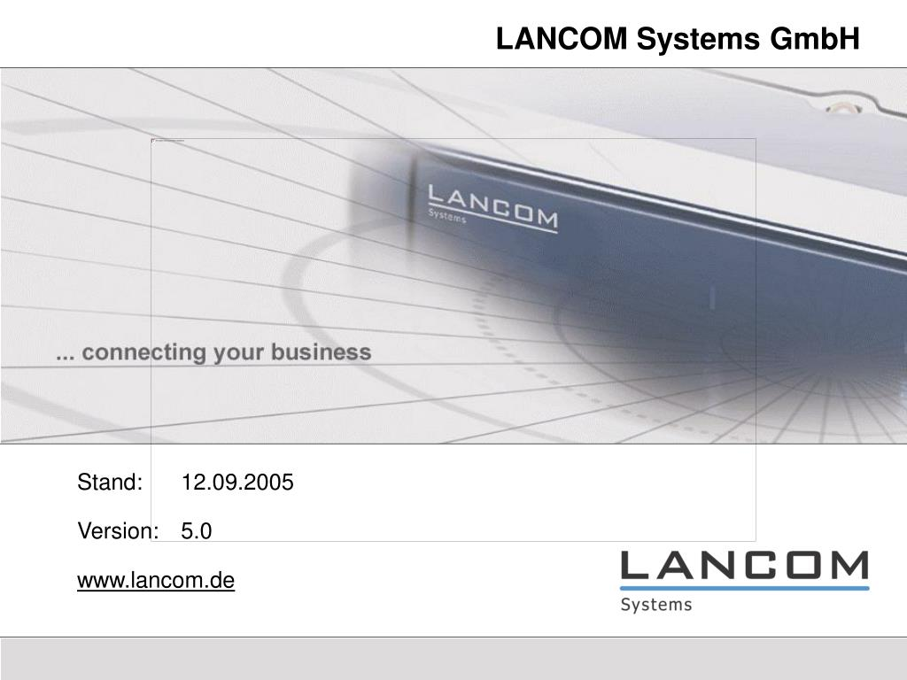 lancom systems gmbh l.