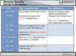 wireless security i eee 802 11i betriebsarten