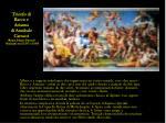 trionfo di bacco e arianna di annibale carracci roma palazzo farnese