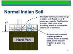 normal indian soil