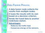 data fusion process