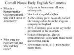 cornell notes early english settlements4