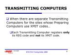 transmitting computers20