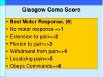 glasgow coma score10