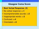 glasgow coma score11