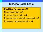 glasgow coma score9