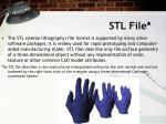 stl file