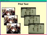 pilot test10