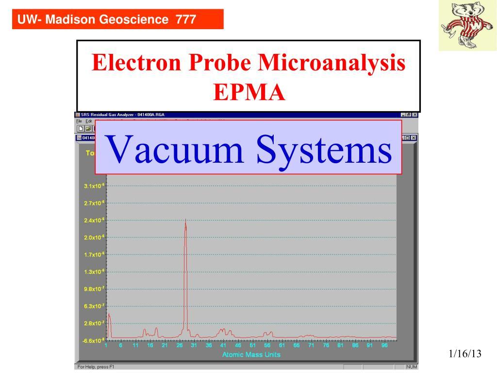 vacuum systems l.