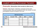 langkah langkah pemrosesan transaksi20