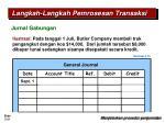 langkah langkah pemrosesan transaksi21