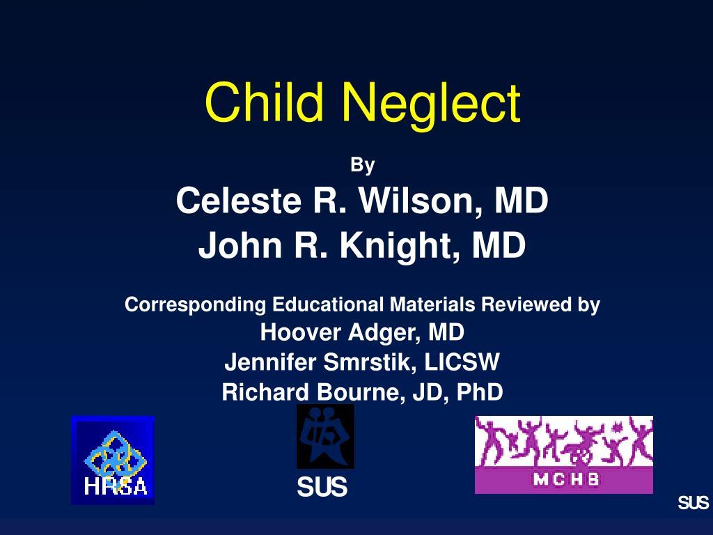 child neglect l.