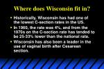 where does wisconsin fit in