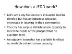 how does a jedd work