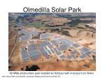 olmedilla solar park