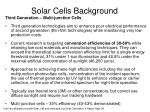 solar cells background18