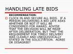 handling late bids55