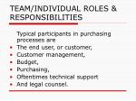 team individual roles responsibilities8