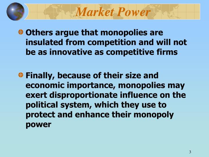 Market power3