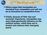 market power3