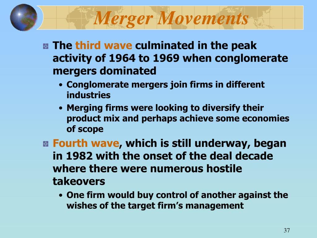 Merger Movements