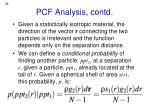 pcf analysis contd58