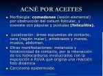 acn por aceites