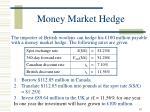 money market hedge10