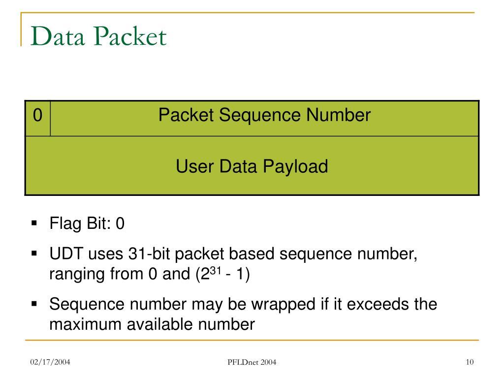Data Packet