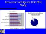 economist intelligence unit erm study