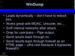 windump