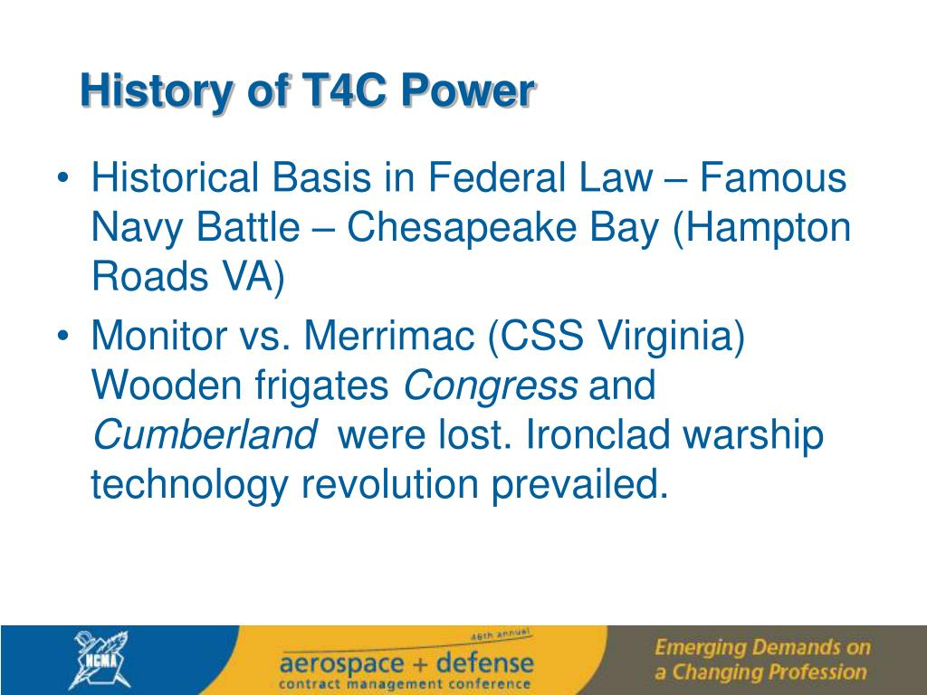 History of T4C Power