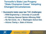 torncello s state law progeny state champion cases adopting changed circumstances
