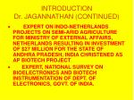introduction dr jagannathan continued12